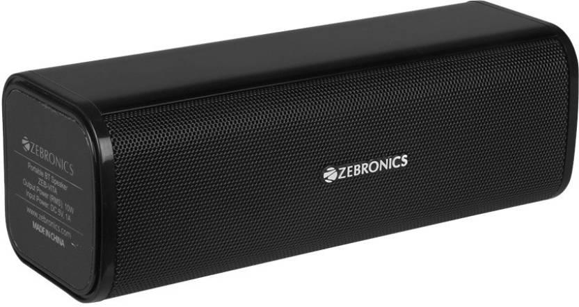 For 1105/-(56% Off) Zebronics Zeb-Vita Plus 16W Multimedia Bluetooth Speaker at TATA CLiQ