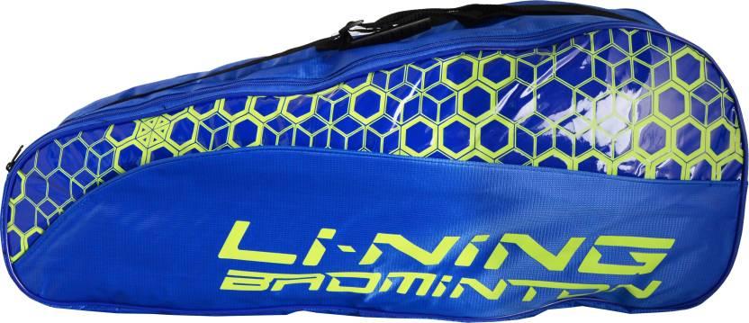 Li Ning Badminton Kitbag Blue, Kit Bag