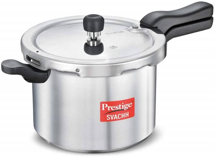 Prestige 5 L Induction Bottom Pressure Cooker Aluminium