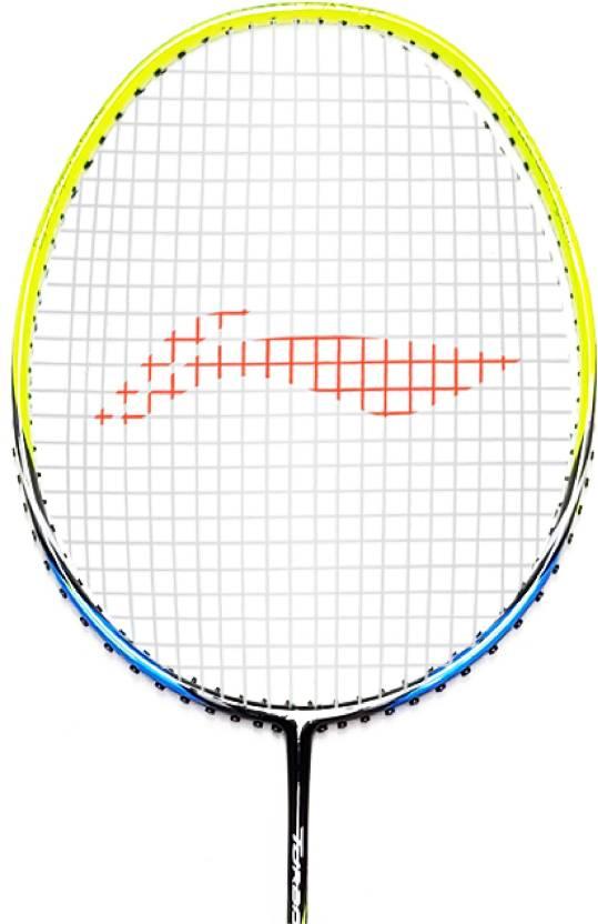 Li Ning Turbo X 70 G4 Multicolor Strung Badminton Racquet Pack of: 1, 86 g
