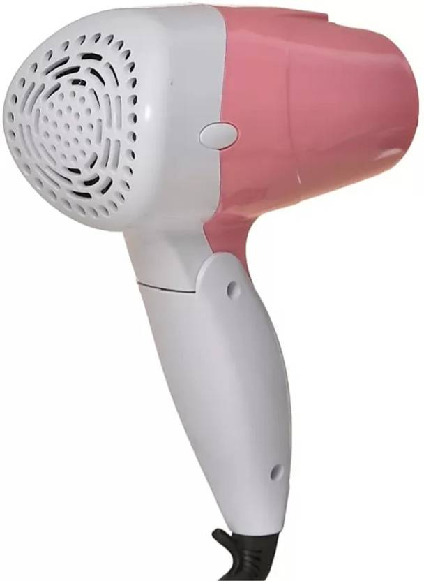 NOVA line Silky Shine Hot And Cold Foldable NHP 617A Hair Dryer 1400 W, Multicolor