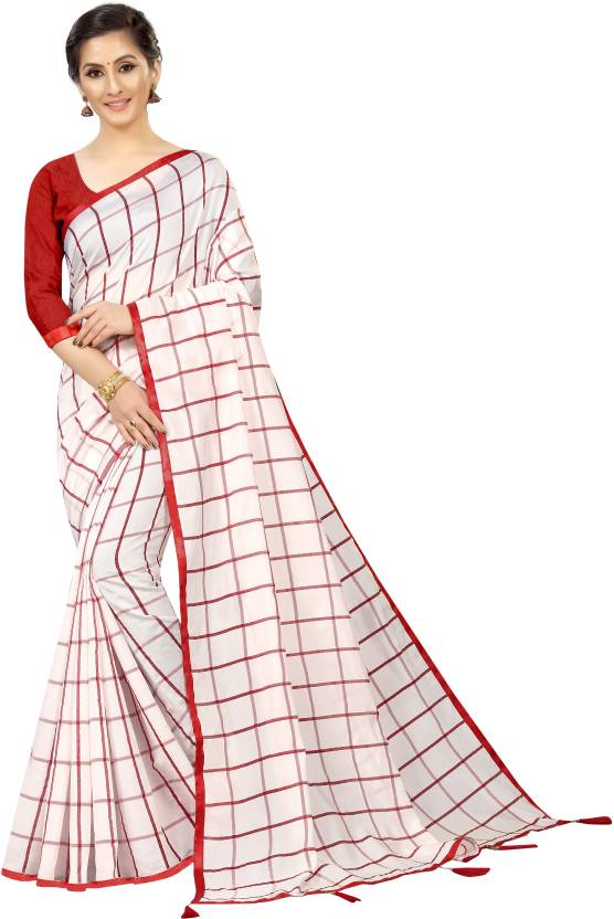 A to z-cart-women's-sana-silk-printed-saree-panetar-red-red-free-size