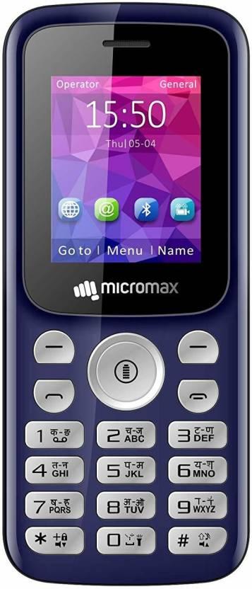 Micromax X421 Blue