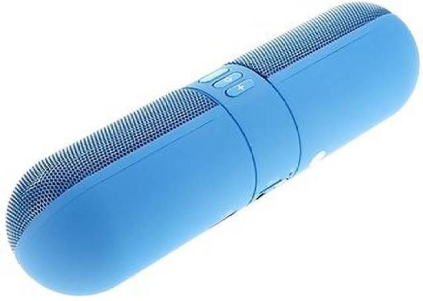 FD1 S_S F  Pill Bluetooth Wireles Speaker Bluetooth Speaker Multicolor, Stereo Channel FD1 Speakers