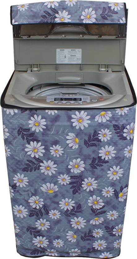 Glassiano Top Loading Washing Machine Cover Multicolor