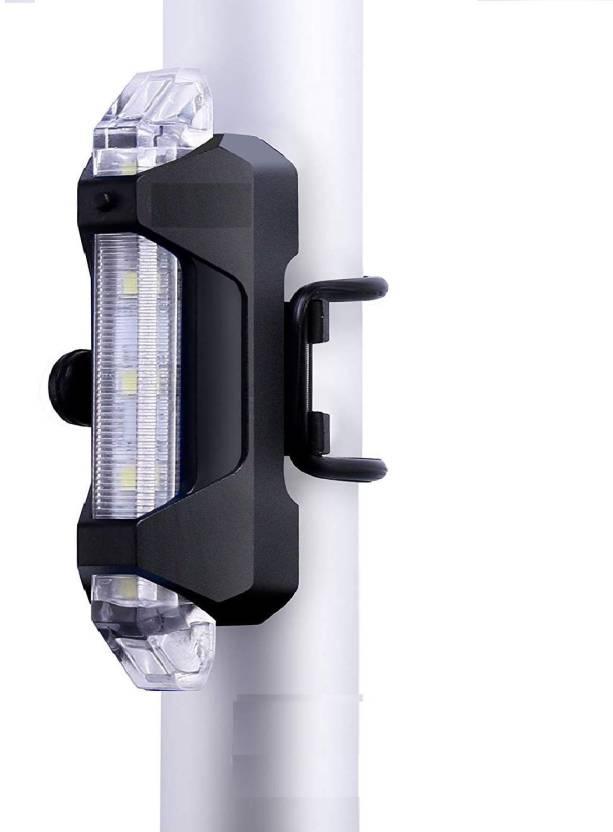 PRO365 Bicycle LED USB Rechargeable Head Light LED Headlamp White
