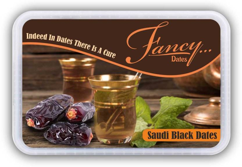 Fancy Best Quality Saudi Black Dates 1 kg Dates Price in