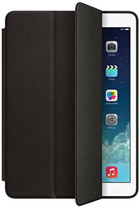 Velfo Flip Cover for Apple iPad Air 2 9.7 inch Black