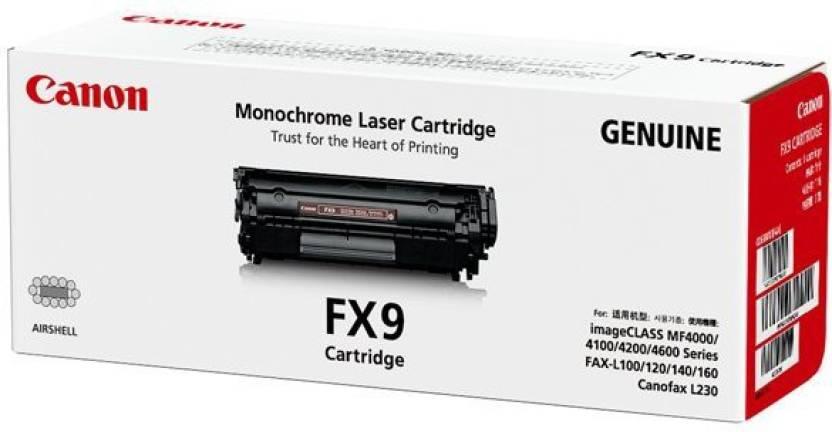 Canon CANON fx9 Black Ink Toner