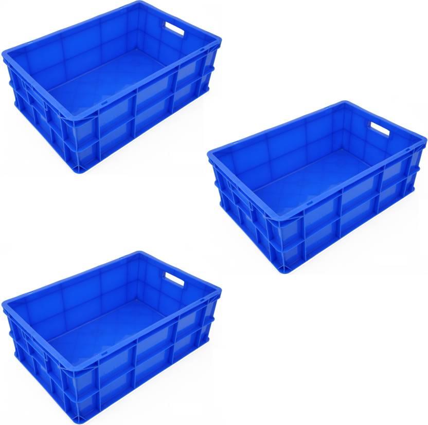 ITALICA FP604022BC Storage Basket Pack of 3