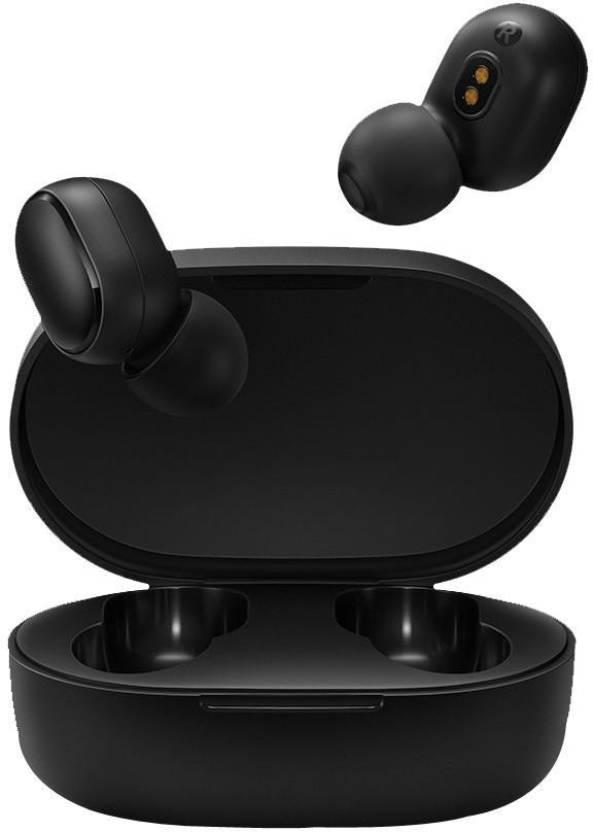 BlackZone X1 Bluetooth Headset Black, True Wireless