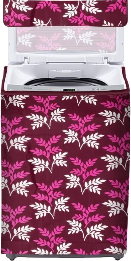 E Retailer Top Loading Washing Machine Cover Purple
