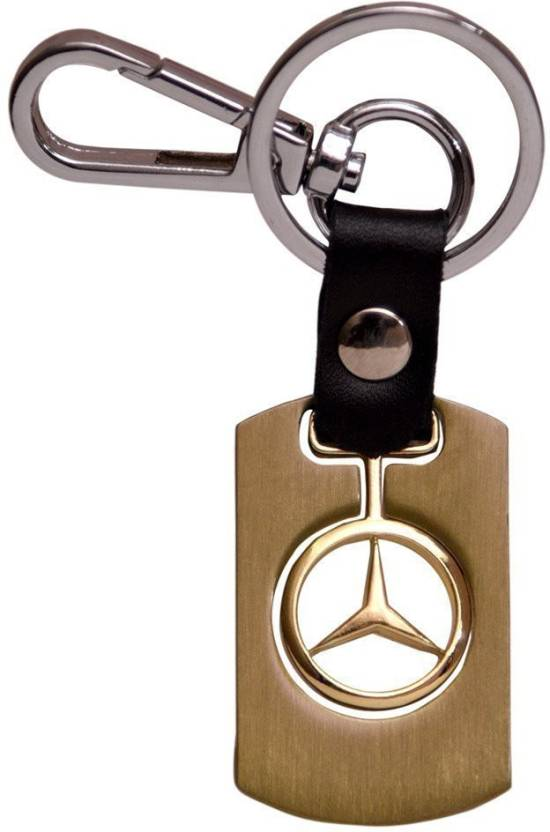 Autosun Metal Steel Imported Car Logo For Mercedes Benz E Class Key