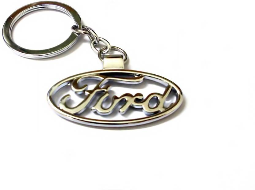 Niteo Ford Car Logo Key Chain Price In India Buy Niteo Ford Car