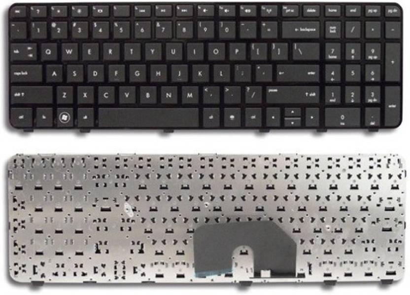 Rega IT HP PAVILION DV6-6165TX, DV6-6166TX Laptop Keyboard
