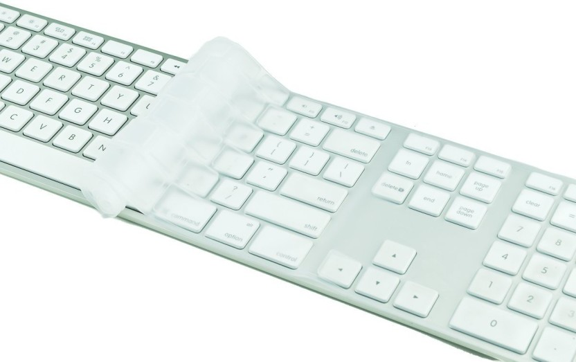TP GREY Silicone Keyboard Cover Skin for NEW Macbook 13