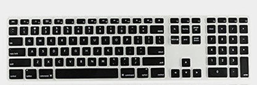 Yashi Dekyashi121 Imac G6 Wired Keyboard With Numeric Keyboard Skin