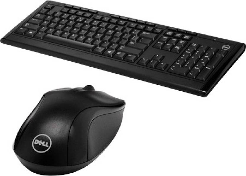 0a27baafb8d Dell KM113 Wireless Keyboard and Mouse Combo - Dell : Flipkart.com