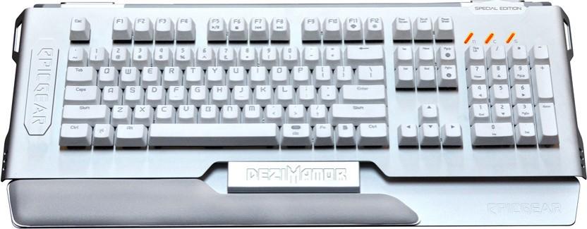 EpicGear DeziMator Keyboard USB Drivers Download (2019)