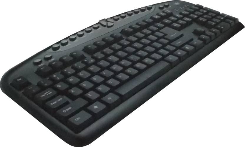 f6852c66669 TVS-e Champ Media Plus USB 2.0 Keyboard and Mouse Combo - TVS-e :  Flipkart.com