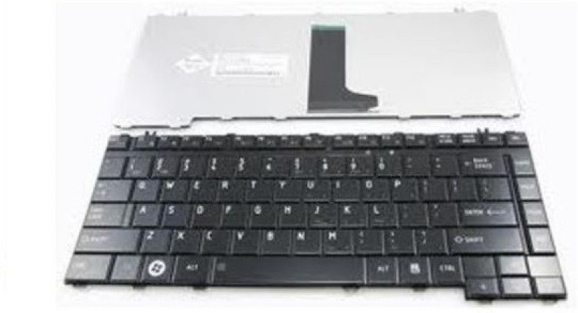 TechGear Replacement Keyboard For TOSHIBA SATELLITE L635-S3025