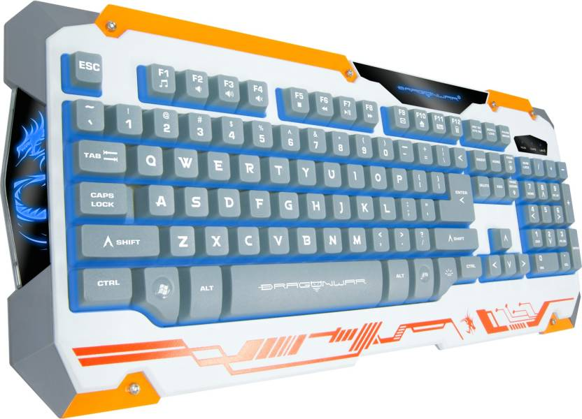 Dragon War X Q3 Gaming Keyboard and Mouse Combo Wired USB Gaming ...