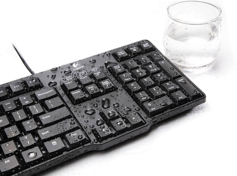 Logitech K100 Classic PS2 Laptop Keyboard