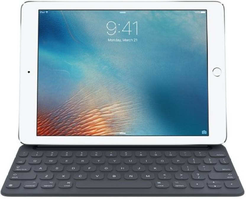 Apple MM2L2ZM/A Smart Keyboard for 9.7 inch iPad Pro - US English ...