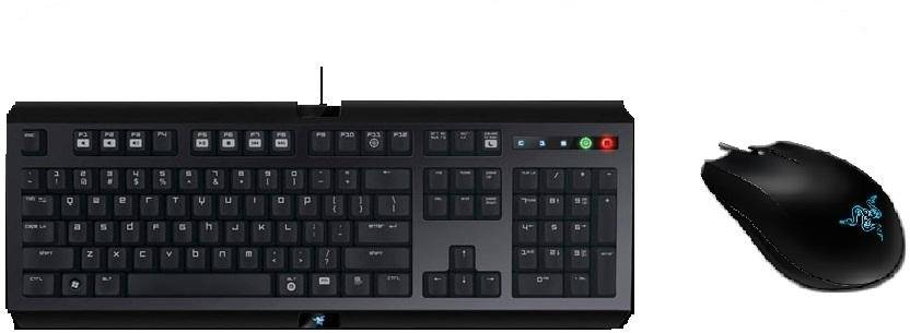 Razer Cyclosa Wired USB Gaming Keyboard