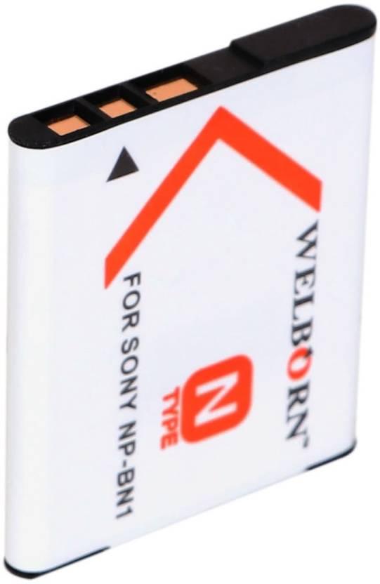 WELBORN NP BN1 Sony Battery