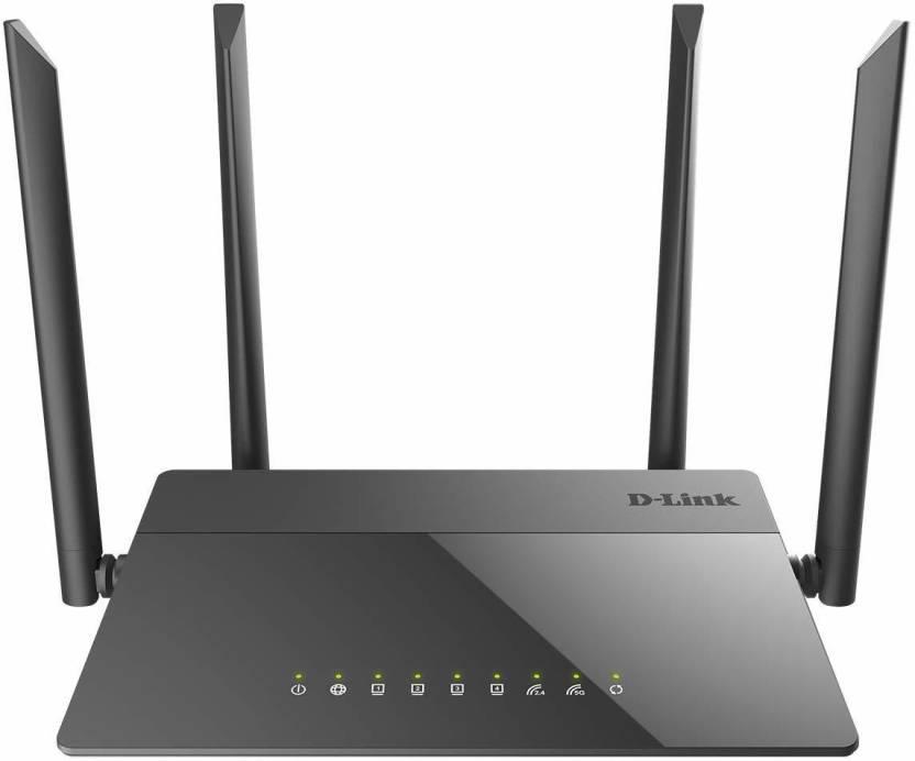 D Link DIR 841 120 Mbps Router Black, Dual Band