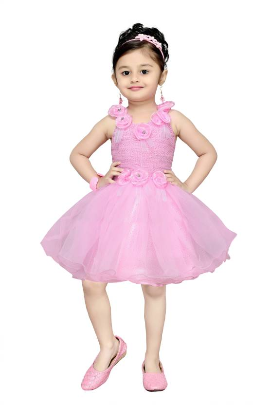 59d783f02a12d Aarika Christmas Special Pari Frock Kids Costume Wear Price in India - Buy Aarika  Christmas Special Pari Frock Kids Costume Wear online at Flipkart.com