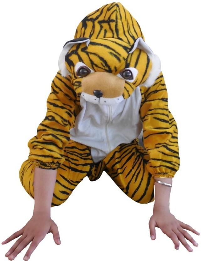 Fancydresswale Tiger Kids Costume Wear  sc 1 st  Flipkart & Fancydresswale Tiger Kids Costume Wear Price in India - Buy ...