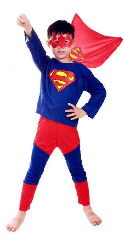 Kuhu Creations Superman Kids Costume Wear Price in India - Buy Kuhu  Creations Superman Kids Costume Wear online at Flipkart.com 89acc45aa