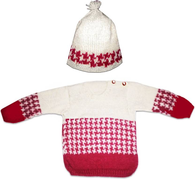 b5c8ef79a DADIMA KI BUNAI Boys   Girls Casual Sweater Sweater Price in India ...