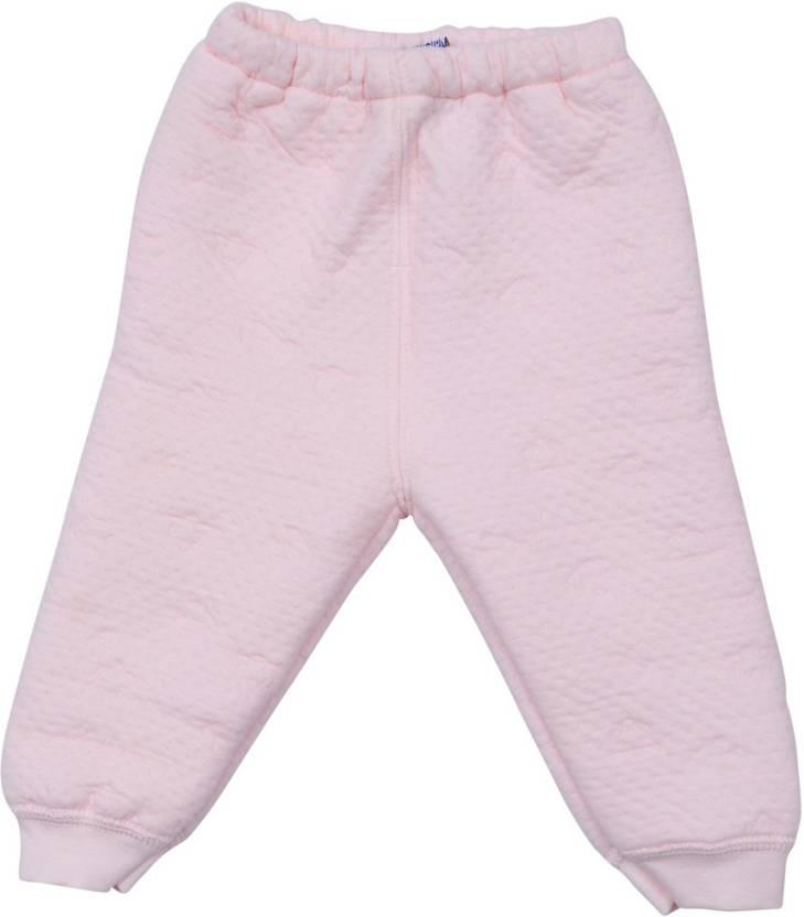 Lilliput Girls Casual T-shirt Pant(Pink)