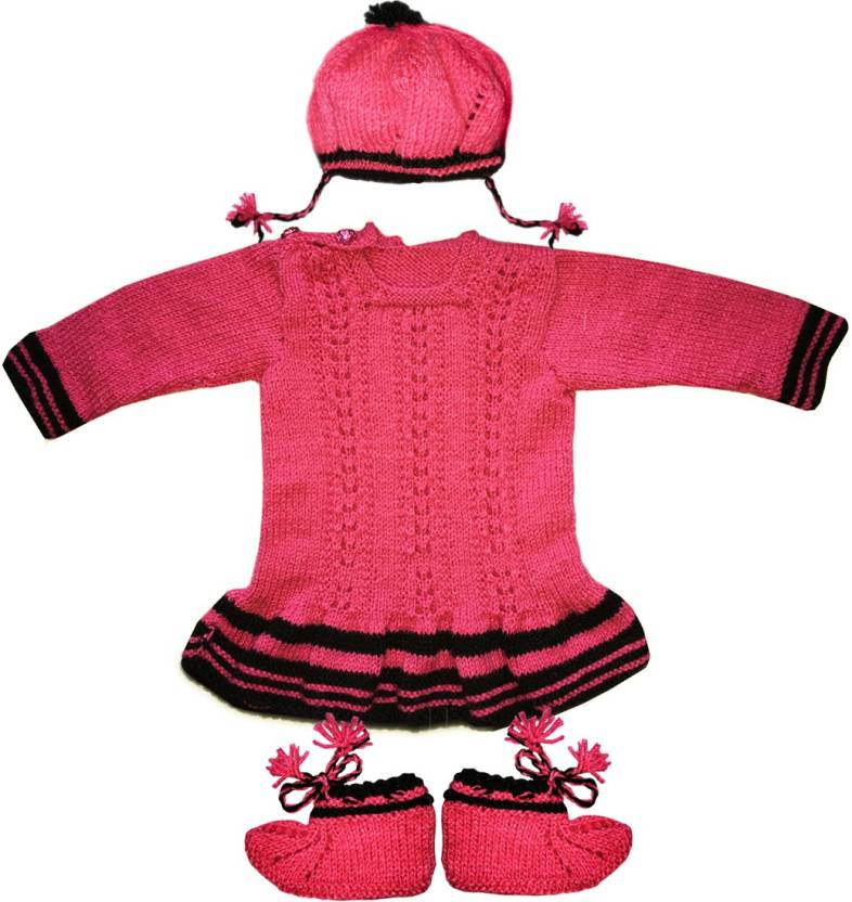 52063c409 DADIMA KI BUNAI Girls Casual Sweater Sweater Price in India - Buy ...
