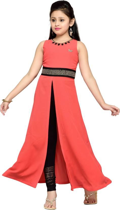 bd39e9dab17b Hunny Bunny Maxi Full Length Party Dress Price in India - Buy Hunny ...