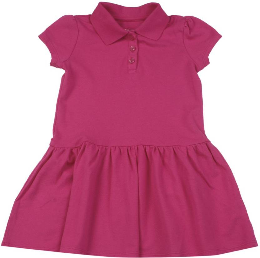 ae949555b The Children s Place Girls Midi Knee Length Casual Dress Price in ...