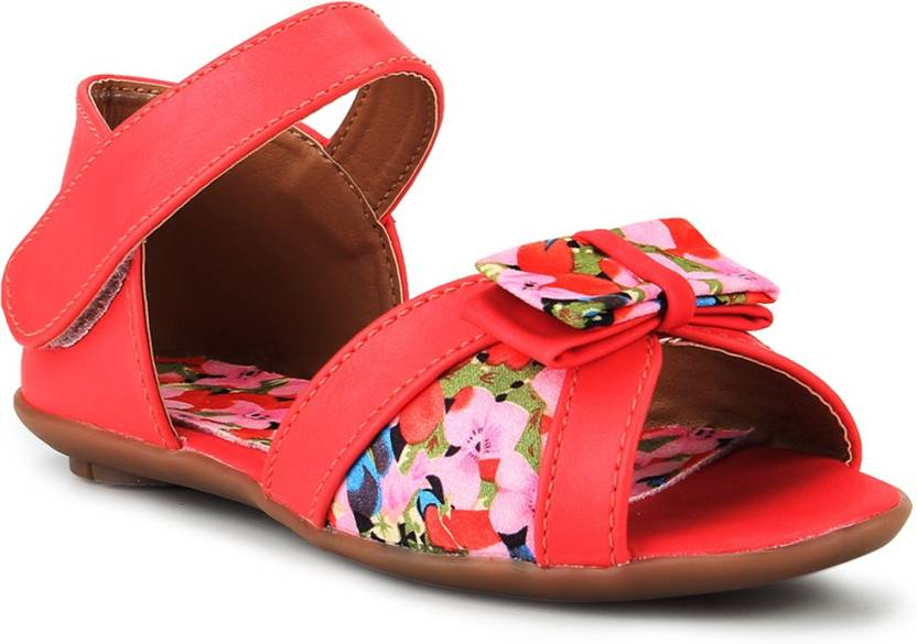 Shoe Cloud Girls Sling Back Flats Price in India - Buy Shoe Cloud ...