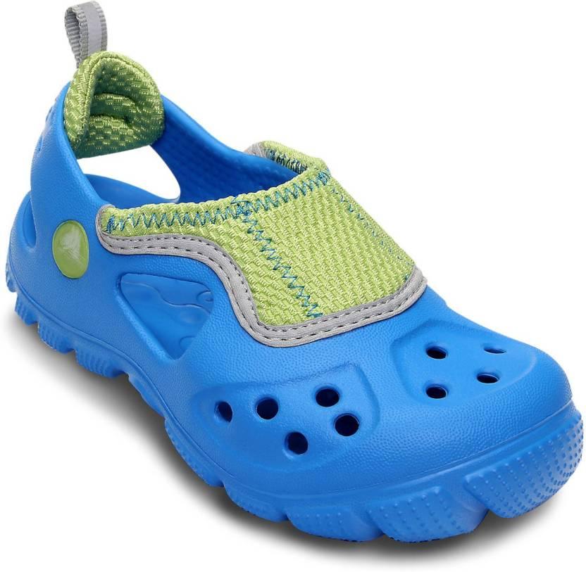 Crocs Boys Slip-on Sports Sandals Price in India - Buy Crocs Boys
