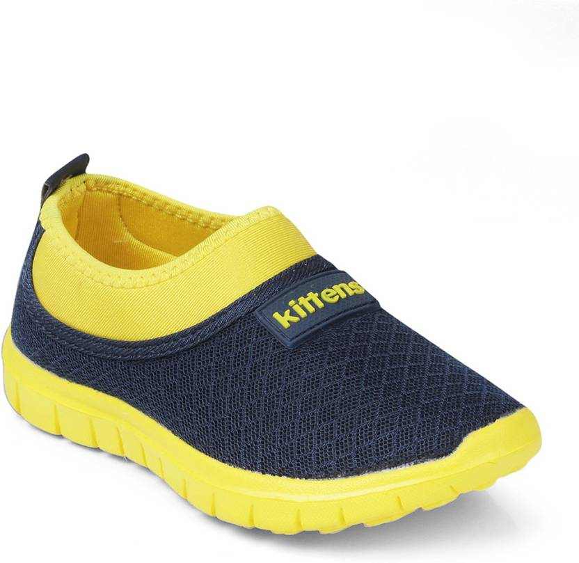 1c6dd577c2 KITTENS Boys Slip on Running Shoes Price in India - Buy KITTENS Boys ...