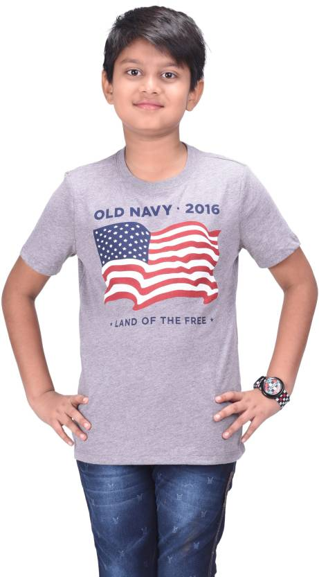 b821628d Old Navy Boys Printed T Shirt Price in India - Buy Old Navy Boys ...