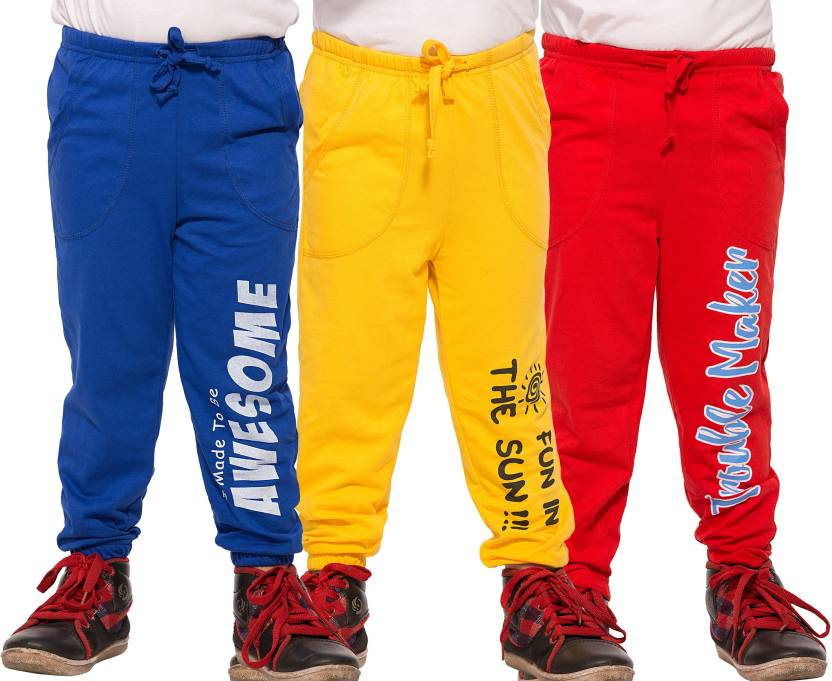 Maniac Track Pant For Boys