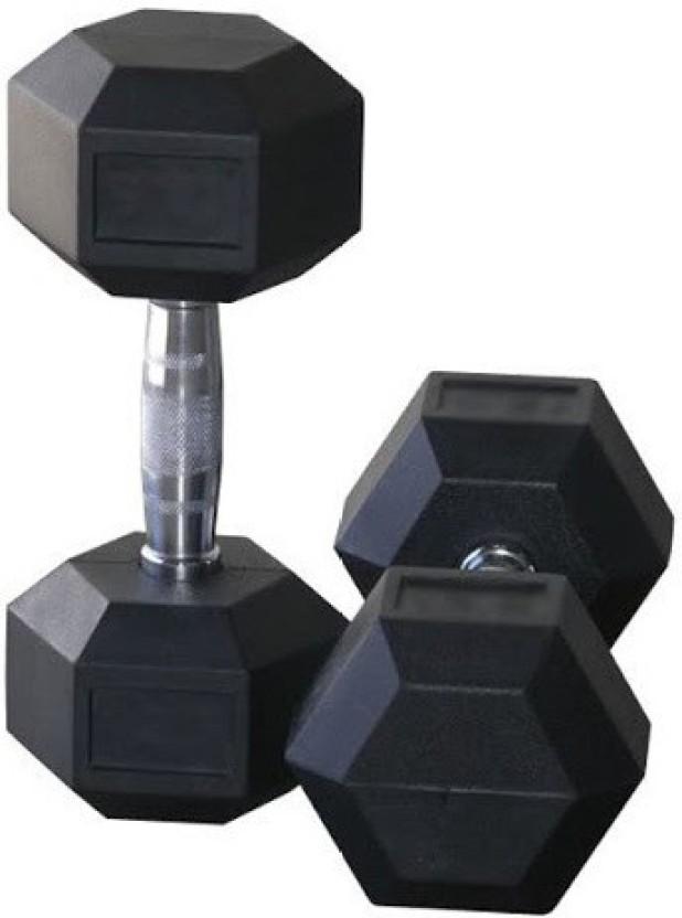 Protoner hex dumbbell kg pair home gym kit buy protoner hex