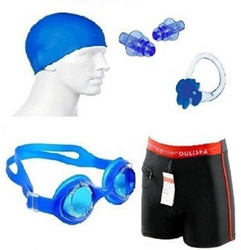 e771d18bd9a Kyachaiyea Swimming Kit (Silicon Cap