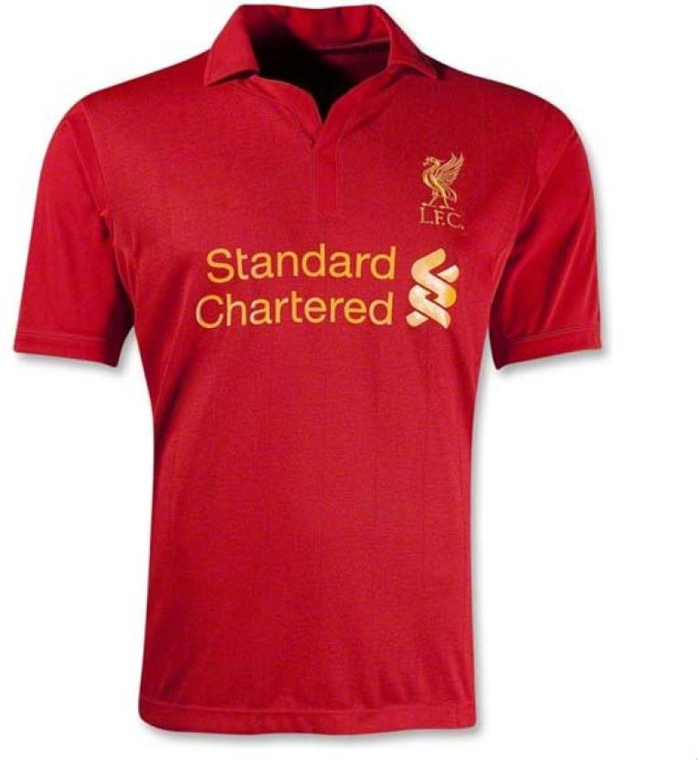 hot sale online e9191 26c89 Navex Football Jersey Liverpool Size:42(Extra Large) Football Kit