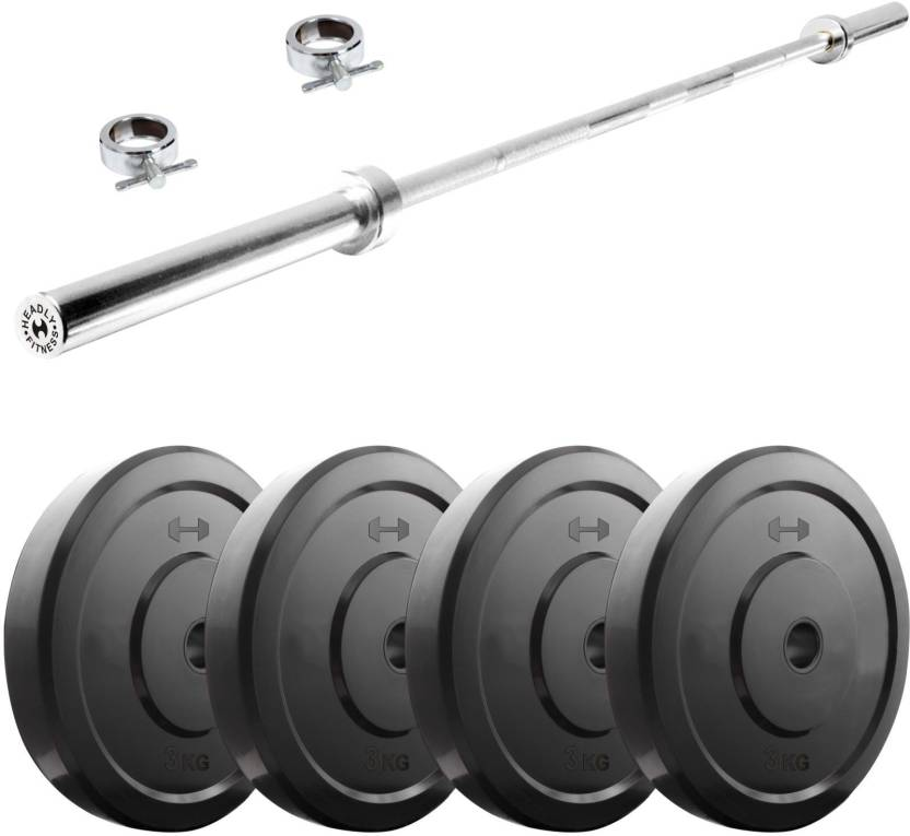 Headly RD 4FT 12KG COMBO 16 Home Gym Kit