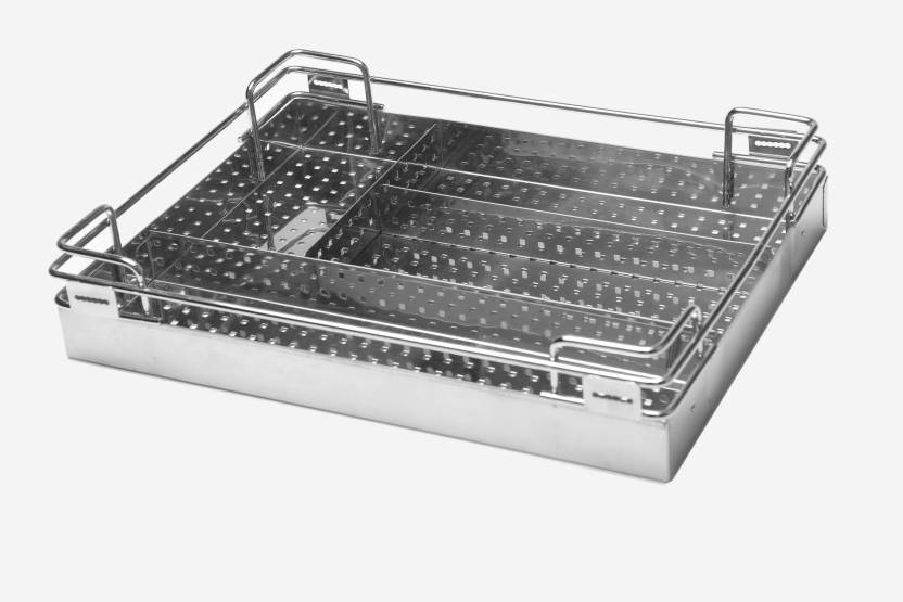 Steels Cutlery Basket Stainless Steel Kitchen Rack Price In India