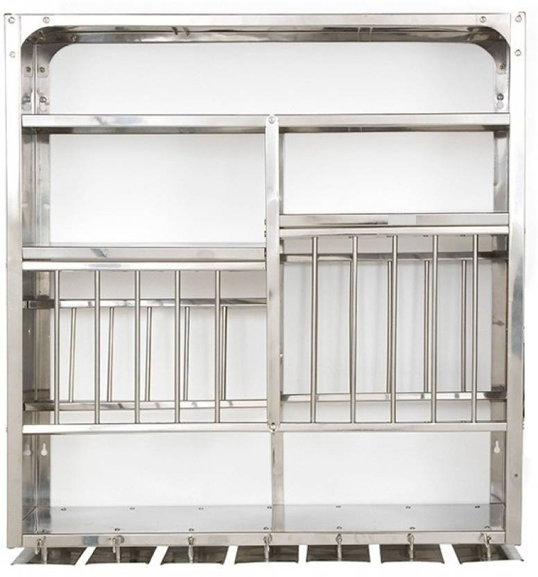 Bharat 30 X Stainless Steel Kitchen Rack